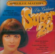 mireille mathieu - goldene super 20 - cd