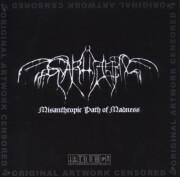svarttjern - misanthropic path of madness - cd