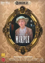 miss marple - boks 2 - DVD