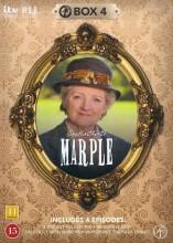 miss marple - boks 4 - DVD