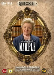 miss marple - boks 6 - DVD