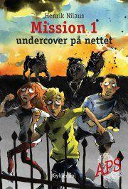 mission 1 - undercover på nettet - bog