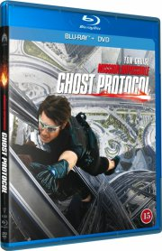 mission impossible 4 - ghost protocol  - BLU-RAY+DVD