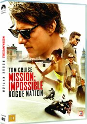 mission impossible 5: rogue nation - DVD