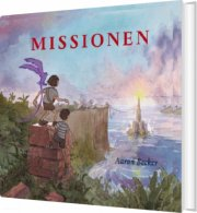 missionen - bog