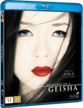 mit liv som geisha - Blu-Ray