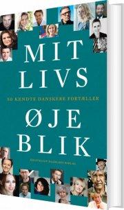 mit livs øjeblik - bog