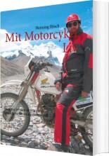 mit motorcykel liv - bog