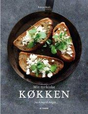mit tyrkiske køkken - bog
