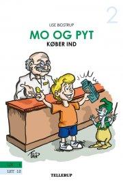 mo og pyt #2: mo og pyt køber ind - bog
