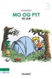 mo og pyt #3: mo og pyt på lejr - bog