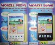 mobiltelefon til børn - smartphone med lyd og hologram - Diverse