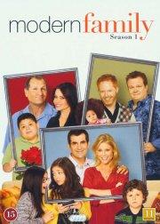 modern family - sæson 1 - DVD