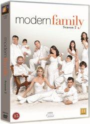 modern family - sæson 2 - DVD