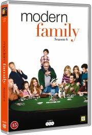 modern family - sæson 6 - DVD