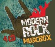modern rock music box - cd
