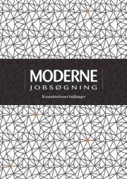 moderne jobsøgning - bog