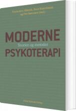 moderne psykoterapi - bog