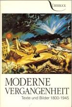 moderne vergangenheit - bog