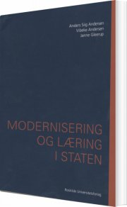 modernisering og læring i staten - bog