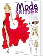 modeskitser - bog