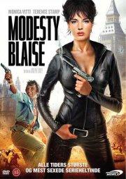 modesty blaise - DVD