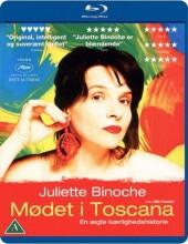 mødet i toscana - Blu-Ray