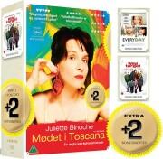 mødet i toscana / every day / wild target - DVD