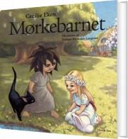 mørkebarnet - bog