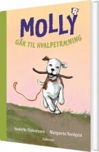 molly 2 - molly går til hvalpetræning - bog