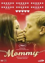 mommy - 2014 - DVD