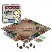 monopoly - fallout collectors edition - Brætspil