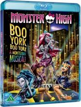 monster high - boo york, boo york - Blu-Ray