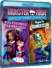 monster high: clawsome double - Blu-Ray