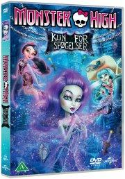 monster high - kun for spøgelser - DVD