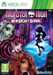 monster high: new ghoul in school - xbox 360