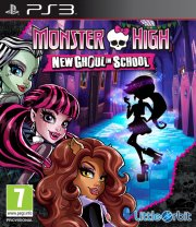 monster high: new ghoul in school - PS3