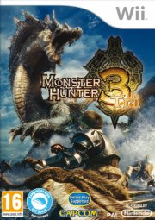 monster hunter 3: tri - wii