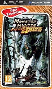 monster hunter freedom unite (essentials) - psp