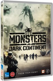monsters - dark continent - DVD