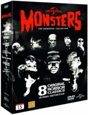 monsters - the essential collection - DVD