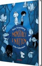 monstret i natten - bog