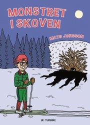 monstret i skoven - bog
