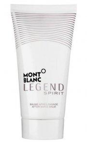 mont blanc aftershave - legend spirit aftershave balm - 150 ml - Hudpleje