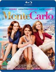 monte carlo  - blu-ray+dvd
