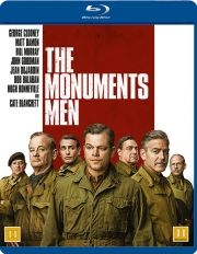 monumenternes mænd / the monuments men - Blu-Ray