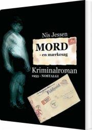 mord - en mærkesag - bog