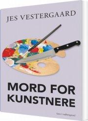 mord for kunstnere - bog