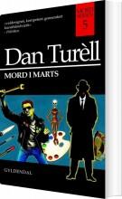 mord i marts - bog