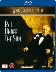 mord i solen / evil under the sun - Blu-Ray